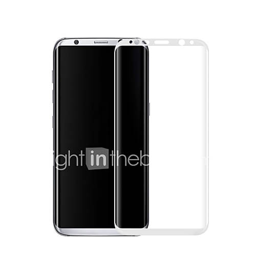 MOCOLL For Samsung S8 Hot Curved Surface Full Screen Full Coverage Anti Scratch Explosion-Proof High-Definition Tempered Glass screen protector