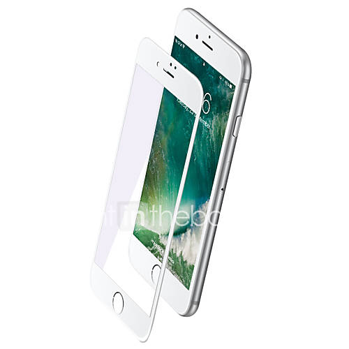 Screen Protector Apple for iPhone 6s Plus iPhone 6 Plus Tempered Glass 1 pc Full Body Screen Protector Ultra Thin 2.5D Curved edge High