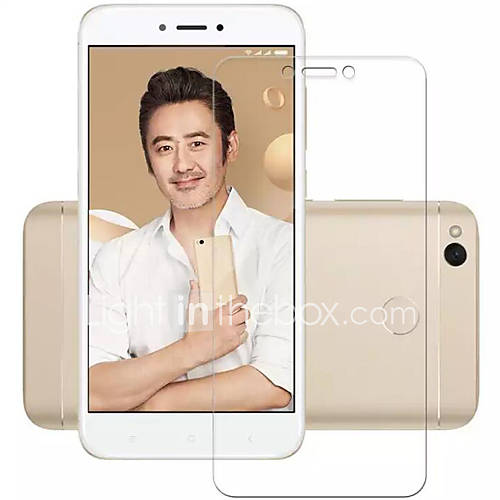ASLING For Redmi 4X 2.5D Arc Edge Tempered Glass Protective Film Screen Protector