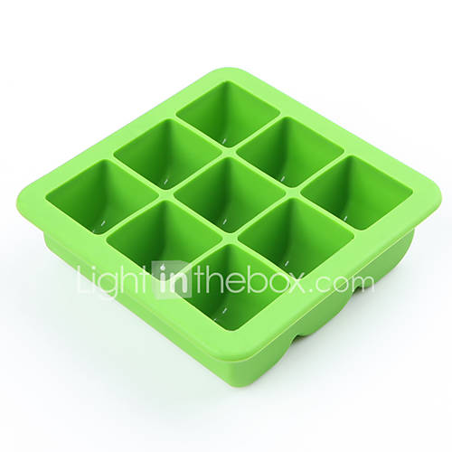 1 Piece Mold For Ice Other Silicone DIY(Random Color)