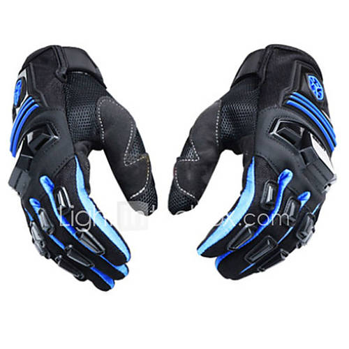 Scoyco MC24 Motorcycle Full Finger Glove High Protective Rubber Shell Racing Gloves Summer Motobike Guantes 196014438