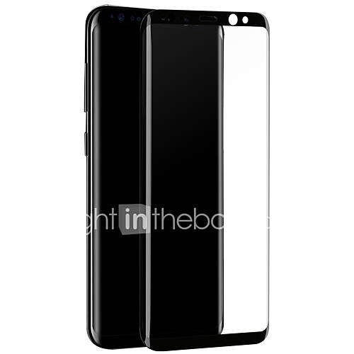 For Samsung S8 Benks   3D Curved Tempered Glass Screen Protector