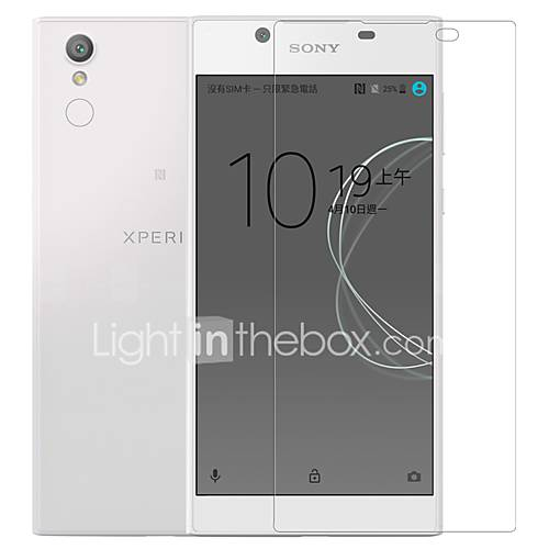 Nillkin Screen Protector for SONY Xperia L1 Explosion-proof Tempered Glass High Definition (HD) 9H  Thickness 0.3mm 1Pc