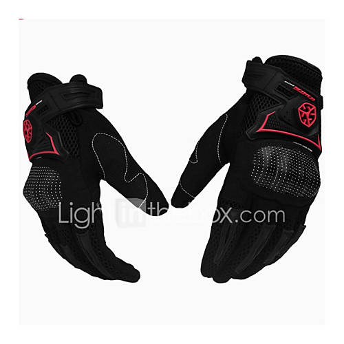 Scoyco MC23 Motorcycle Racing Accessories Bike Bicycle Full Finger Protective Gear Gloves 4611