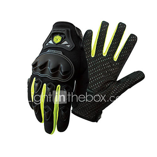 Scoyco MC29 Half Finger Motorcycle Cycling Racing Riding Protective Gloves 11281