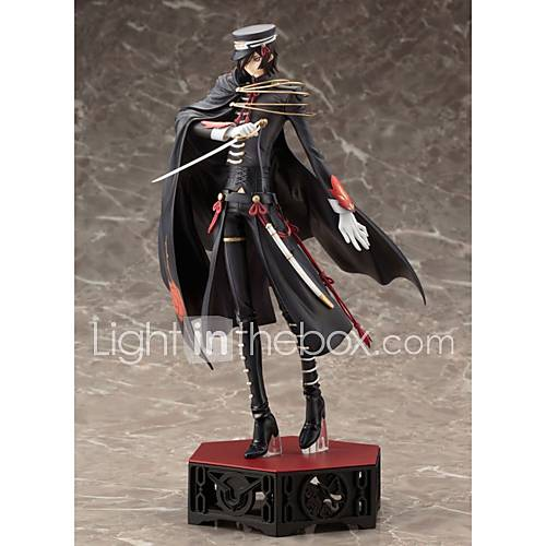 Anime Action Figures Inspired by Code Gease Lelouch Lamperouge PVC 20 CM Model Toys Doll Toy 1pc