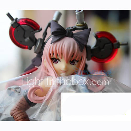Anime Action Figures Inspired by Cosplay Cosplay PVC 18 CM Model Toys Doll Toy 1pc