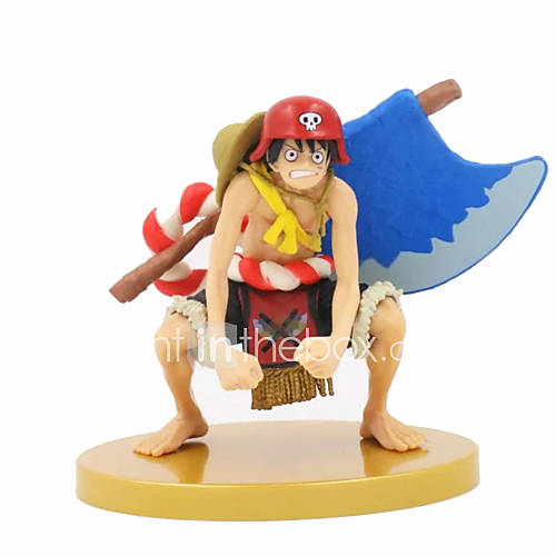 Anime Action Figures Inspired by One Piece Monkey D. Luffy PVC 18 CM Model Toys Doll Toy 1pc
