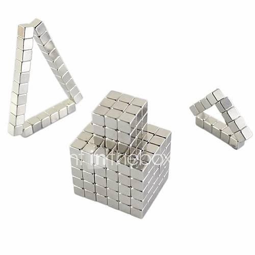 Magnet Toys 5MM DIY KIT Magnet Toys Educational Toy Super Strong Rare-Earth Magnets Grown-Up Toys Magnetic Blocks Executive Toys 375pcs