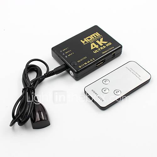 HDMI 1.4 Splitter HDMI 1.4 to HDMI 1.4 Splitter Female - Female 4K2K 10 Gbps