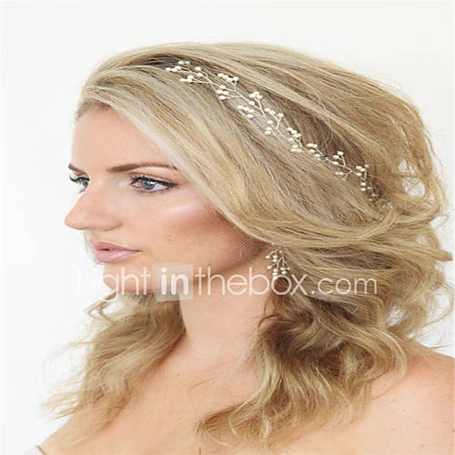 Europe and the United States foreign trade fashion accessories Contracted the van joker hair by hand Act the role ofing A0297 freely adjust pearl hair