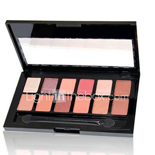 Makeup Palette Natural Eye Makeup Light 12 Colors Eye Shadow Makeup Shimmer Matte Eyeshadow Palette Set