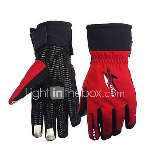 Riding Tribe MTV-06 Motorcycle Gloves Windproof Warm Racing Gloves Four Seasons Waterproof Locomotive Riding