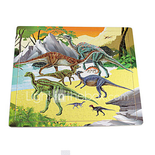 Jigsaw Puzzles Wooden Puzzles Building Blocks DIY Toys Dinosaur Other