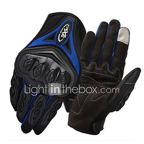 Motorcycle Gloves Four Seasons Riding A Motorcycle Knight Drop Off The Wild Racing Gloves Winter Waterproof Warm Men