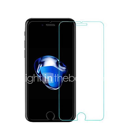 Tempered Glass Screen Protector for Apple iPhone 8 Plus Front Screen Protector 9H Hardness 2.5D Curved edge Ultra Thin