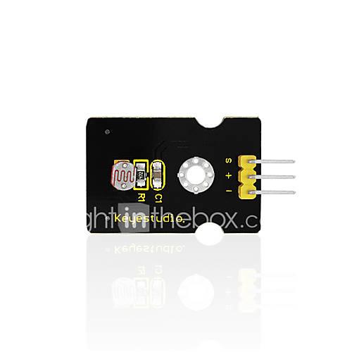 Keyestudio Photoresistor Light Dependent Resistor Sensor Module for Arduino