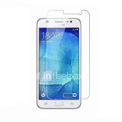 Tempered Glass Screen Protector for Samsung Galaxy J7 (2016) Front Screen Protector High Definition (HD) 9H Hardness 2.5D Curved edge