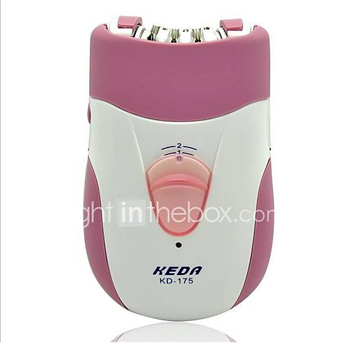 KD-175 Professional Lady Shaver Leg Hair Removal Device Female Electric Epilator