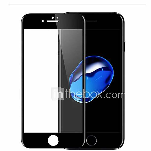 Tempered Glass Screen Protector for Apple iPhone 8 Front Screen Protector 9H Hardness 3D Curved edge