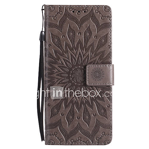 Case For Samsung Galaxy Note 8 Wallet Card Holder with Stand Flip Embossed Full Body Flower Hard PU Leather for Note 8 Note 5 Note 4 Note