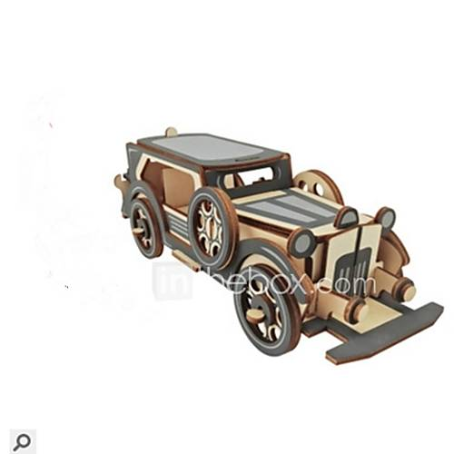 DIY KIT 3D Puzzles Jigsaw Puzzle Logic  Puzzle Toys Classic Car Toys Car 3D Fashion Kids Hot Sale Classic Fashion New Design Kids 1