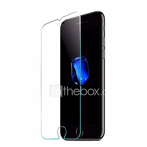 Screen Protector for Apple iPhone 7 Tempered Glass Front Screen Protector High Definition (HD) 2.5D Curved edge Ultra Thin Scratch Proof