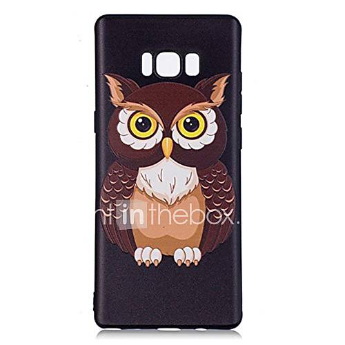Case For Pattern Back Cover Owl Soft TPU for Note 8 Note 5 Edge Note 5 Note 4 Note 3 Lite Note 3 Note 2 Note Edge Note