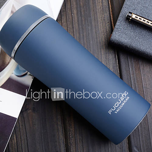Casual/Daily Drinkware 320 Stainless Steel Water Vacuum Cup