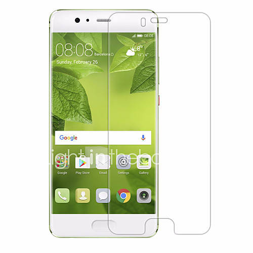 Tempered Glass Screen Protector for Huawei Huawei P10 Front Screen Protector High Definition (HD) 9H Hardness 2.5D Curved edge
