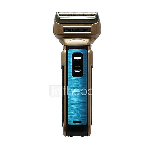 Bensir RSCW-888 3 in 1 Men's Electric Shaver Beard Trimmer Rechargeable Razor for Men Shaving Nose hair Face Care