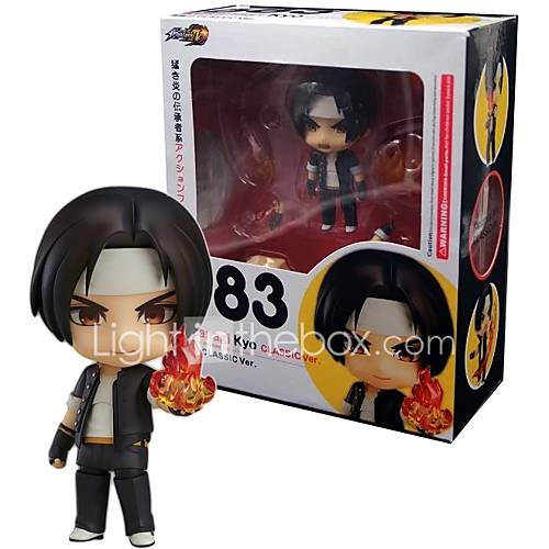 Anime Action Figures Inspired by The King Of Fighters Kyo Kusanagi CM Model Toys Doll Toy