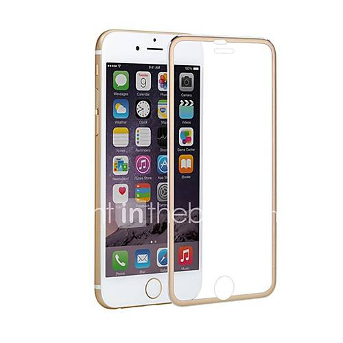 Screen Protector for Apple iPhone 7 Tempered Glass Titanium Alloy 1 pc Screen Protector Mirror