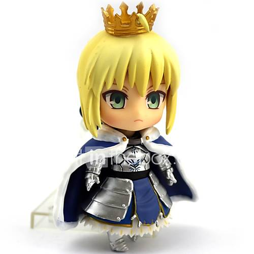 Anime Action Figures Inspired by Fate/Zero Saber CM Model Toys Doll Toy