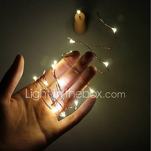 String Lights 20 LEDs Warm White <5V