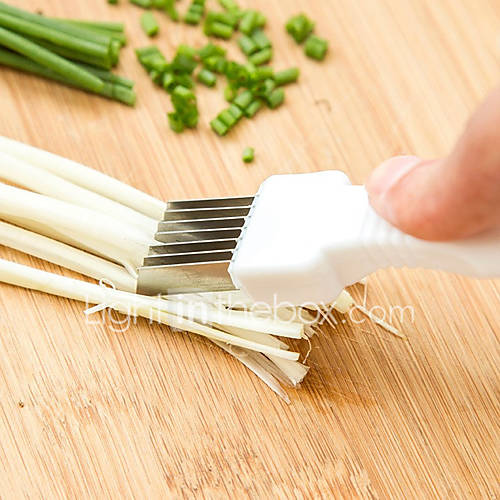 1Pc Convenient Multi-function Vegetable Fruit Onion Slicer Cutter Shredder Knife 7 Stainless Steel Blade