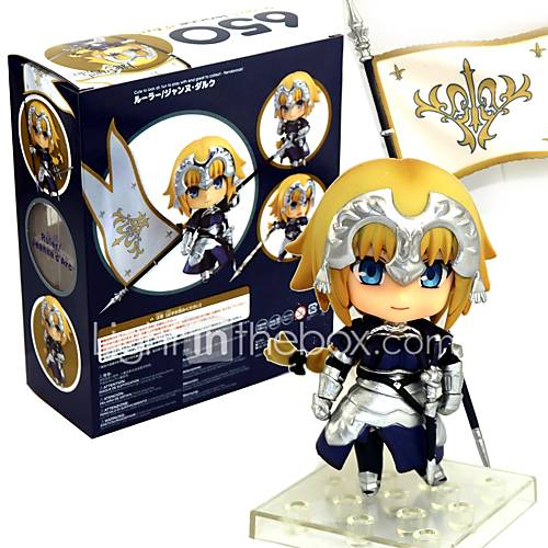 Anime Action Figures Inspired by Fate/stay night Saber PVC 10 CM Model Toys Doll Toy
