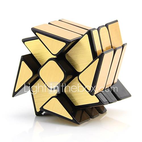 Rubik's Cube Mirror Cube 333 Smooth Speed Cube Rubik's Cubes Puzzle Cube Stress and Anxiety Relief Office Desk Toys Relieves ADD ADHD