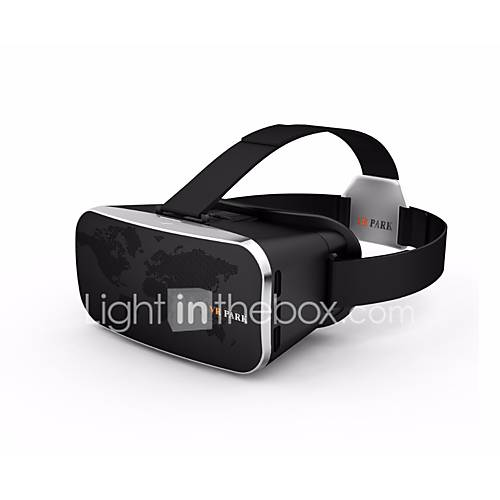 VRPARK V3 Phones Video Movie 3D vr glass box Virtual Reality Glasses for Iphone IOS Android Windows Phone of 4-6 Inch
