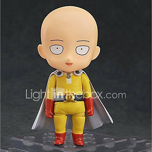 Anime Action Figures Inspired by One-Punch Man Saitama PVC CM Model Toys Doll Toy