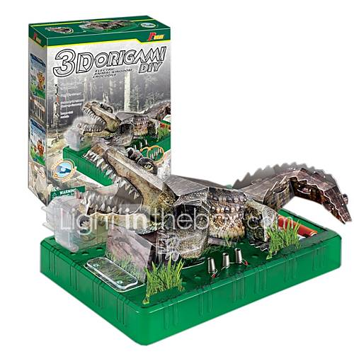 Jigsaw Puzzle Toys Crocodile Classic Theme Focus Toy Classic Kids Adults' Pieces