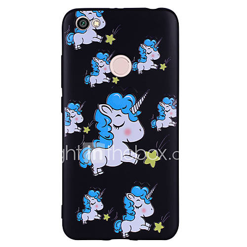 Case For Xiaomi Redmi Note 5A Redmi Note 4 Pattern Back Cover Unicorn Soft Silicone for Xiaomi Redmi Note 5A Xiaomi Redmi Note 4X Xiaomi