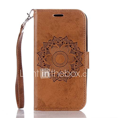 Case For LG G3 LG K8 LG LG K10 LG K7 LG G4 Card Holder Wallet with Stand Flip Embossed Full Body Cases Mandala Hard PU Leather for