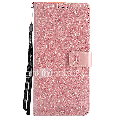 Case For Samsung Galaxy Note 8 Card Holder Wallet with Stand Flip Embossed Full Body Flower Hard PU Leather for Note 8 Note 4 Note 3