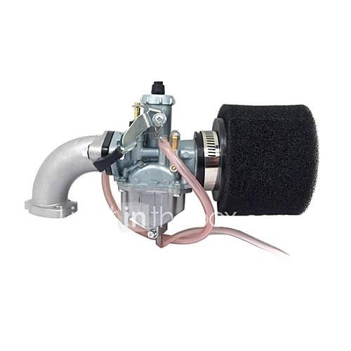 VM22 Mikuni Carb Manifold Inlet Air Filter Seal For 110 125CC Dirt Pit Bike ATV 26MM Carburetor