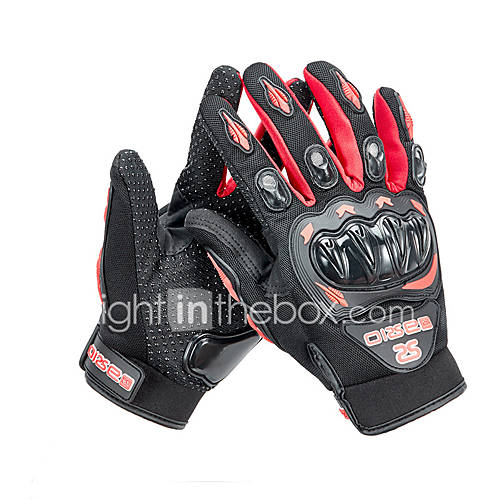 axio mcs-21 motorcycle gloves  breathable comfortable anti-skidding sporty design
