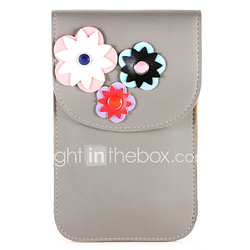 Case For Samsung Galaxy Note 8 Note 5 Card Holder Wallet Pouch Bag Flower Soft PU Leather for Note 9 Note 8 Note 5 Edge Note 5 Note 4
