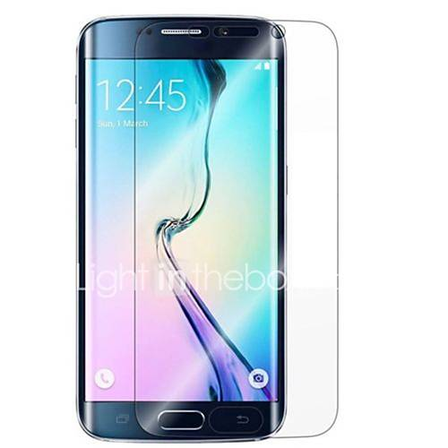 Screen Protector Samsung Galaxy for S7 edge TPU 1 pc Front Screen Protector 2.5D Curved edge High Definition (HD)
