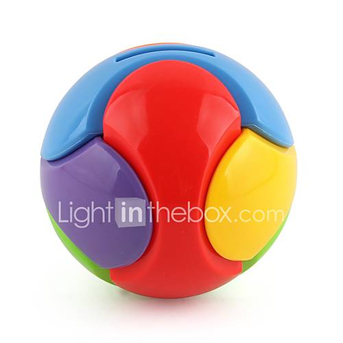 Puzzle Ball Toy Toy Round Classic Theme Focus Toy / Gift 1pcs