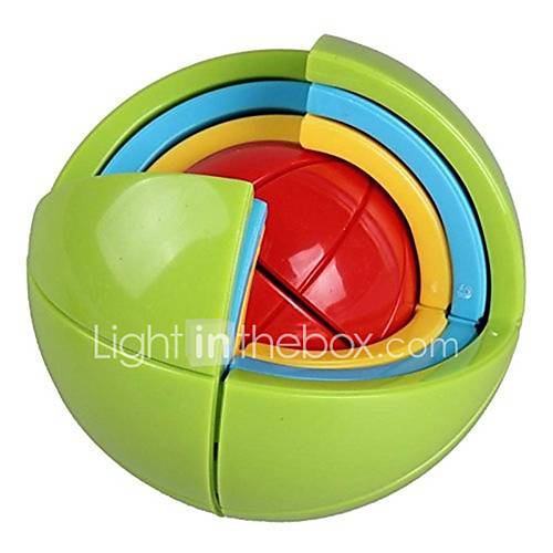 Puzzle Ball Toy Toys Round Classic Theme Focus Toy / 1 Pieces
